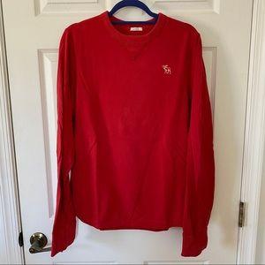 Men's Abercrombie Sweater XL